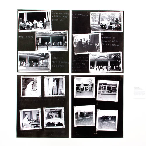 the photo exhibition archive-scrapbook love story-3
